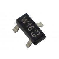 Транзистор биполярный DTC114ET smd (NXP) (w16)