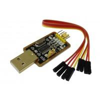 Модуль конвертера USB-UART на чипе CH340G