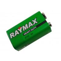 Батарейка 6F22 (RAYMAX)