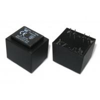 Трансформатор  герметичный T08339A (2х15В; 3ВА)