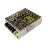 Источник питания 220VAC -  5VDC 12А RS-75-5 (MEAN WELL)