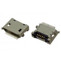 Гнездо micro USB-B 5pin MC-010 (19) монтажное