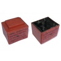 Трансформатор  герметичный EI42-8.0VA (12В; 8ВА)