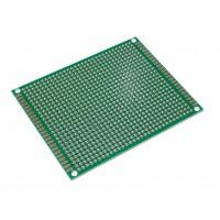 Макетная плата PCB 70х90мм