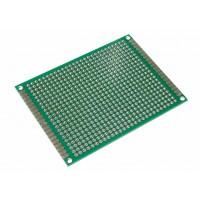 Макетная плата PCB 60х80мм