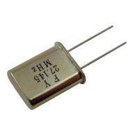 Кварцевый резонатор 27,1450MHz (HC-49U)