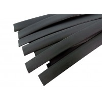 Термоусадочная трубка с клеем ТУТнг 16/4,0мм (черная) Китай