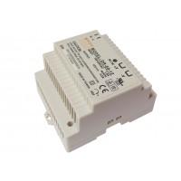 Источник питания 220VAC - 12VDC  4,5А DR-60-12 (MEAN WELL)