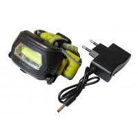 Фонарь светодиодный КОСМОС Li-Po 3W COB (3Вт LED)