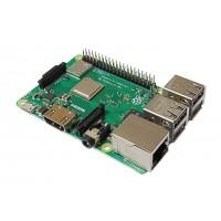 Микрокомпьютер Raspberry Pi 3 (Model B+)