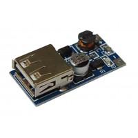 Зарядное устройство (Вход: 0,9-5В; Выход: USB, 5В/600мА)