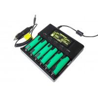 Зарядное устройство LiitoKala Lii-S6 (автомат)