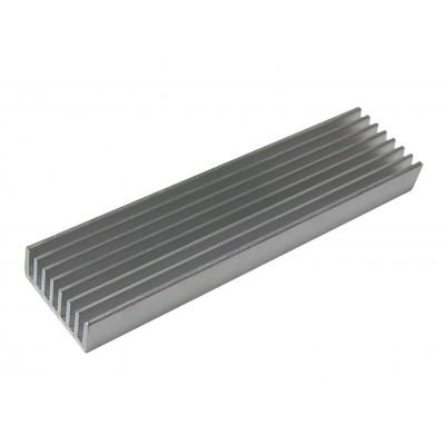 Радиатор 100х25х10мм