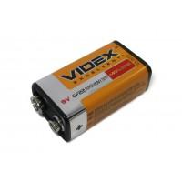 Батарейка 6F22 (VIDEX)
