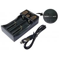 Зарядное устройство LiitoKala Lii-202 (автомат)