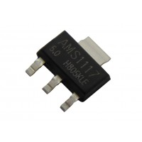 Микросхема AMS1117-5,0 smd (AMS)