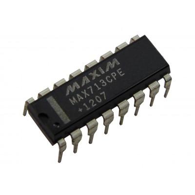 Микросхема MAX713CPE+ (Maxim)