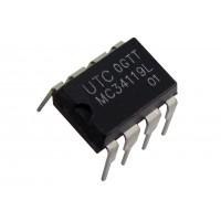 Микросхема  MC34119L (UTC)