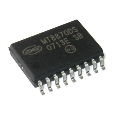 Микросхема MT8870DS smd (Mitel)