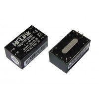 AC-DC преобразователь HLK-PM01 (вх: 100-240VAC, вых: 5VDC, 0,6А)