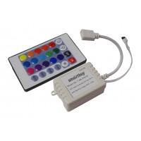 Контроллер SBL-RGB-28 (для светодиодной ленты RGB с пультом)
