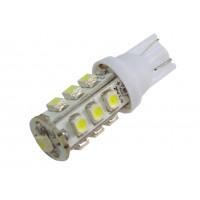 Светодиодная автолампа T10-13x3528 (белая)