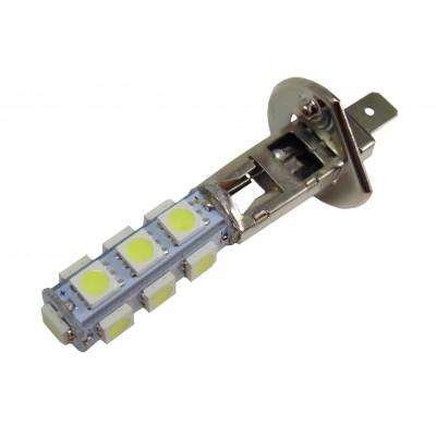 Светодиодная автолампа H1-13x5050 (белая)