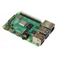 Микрокомпьютер Raspberry Pi 4 (1Гб)