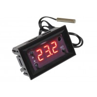 Терморегулятор W1218 (12В; от -20 до +100°C)