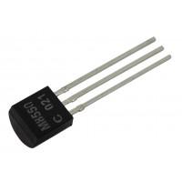 Транзистор биполярный M8550C (пара M8050C) (JCST)