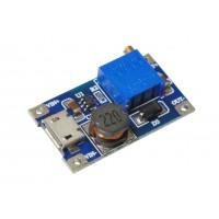 DC-DC на MT3608 micro USB (регулируемый, повышающий)