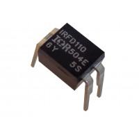 Транзистор полевой  IRFD110 (IR)