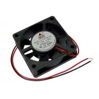 Вентилятор  60x60x20 JD-D6020M12S (12В)