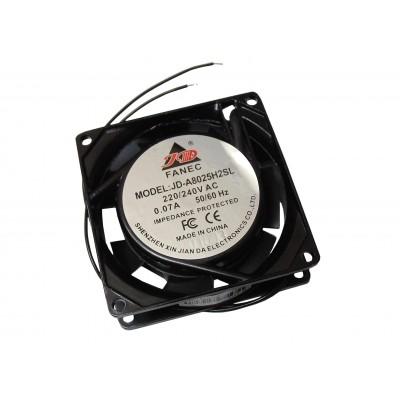 Вентилятор JD-A8025H2SL (220В)