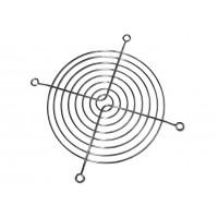 Решетка металлическая FG-12 (120х120)