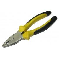 Плоскогубцы CY-1030 (ручки черно-желтые)