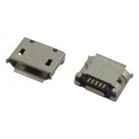 Гнездо micro USB 5pin (2 контакта)