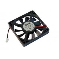 Вентилятор  70x70x10 HC7010D12MS (12В)
