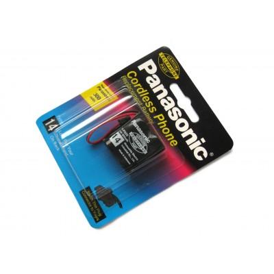 Аккумулятор P-305 (для радиотелефона, 300мАч, Panasonic)