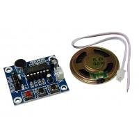 Звукозаписывающий модуль RKP-SR-ISD182