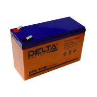 Аккумулятор свинцовый Delta DTM1209 (12В; 9Ач)