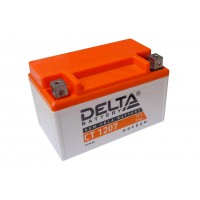 Аккумулятор свинцовый Delta CT1207 (12В; 7Ач)