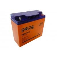 Аккумулятор свинцовый Delta DTM1217 (12В; 17Ач) UPS