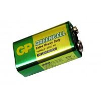 Батарейка GP 1604GLF-S1 (9V, крона)
