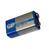 Батарейка GP 1604C-S1 (9V, крона)