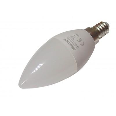 Светодиодная лампа E14 SBL-C37-9_5-40K-E14 (белый 4000К; 9,5Вт)