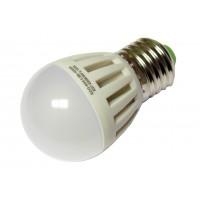 Светодиодная лампа E27 ECO-G45 3,5W (белый 4000К; 3,5Вт)