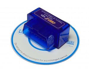 Сканер для компьютерной диагностики ELM327 Bluetooth (v2.1)