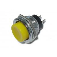 Кнопка 321 (желтая, разомкнутая)