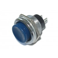 Кнопка 321 (синяя, разомкнутая)